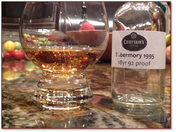 Tobermory_18_Year_Old_Chieftain's_1995_Single_Malt_Scotch_Whisky